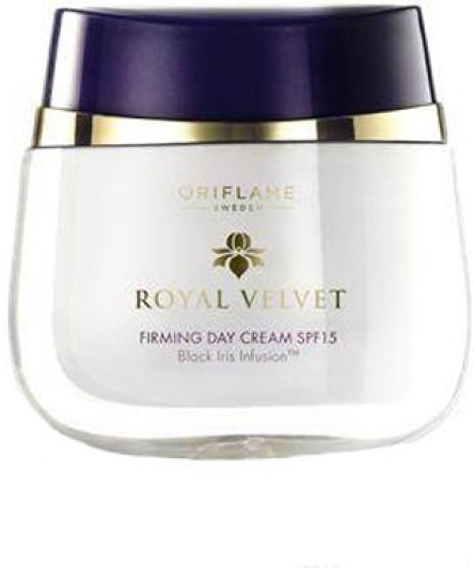 Oriflame Sweden Royal Velvet Firming Day Cream SPF 15(50 ml)