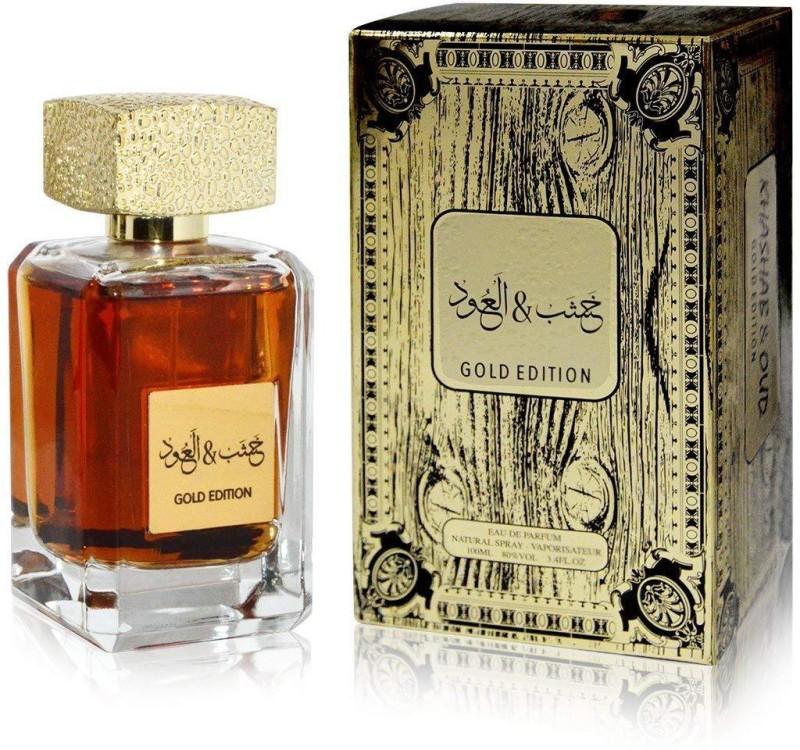 Arabiyat Khasab And Oud Gold Perfume (31083) Perfume - 100 ml(For Men & Women)