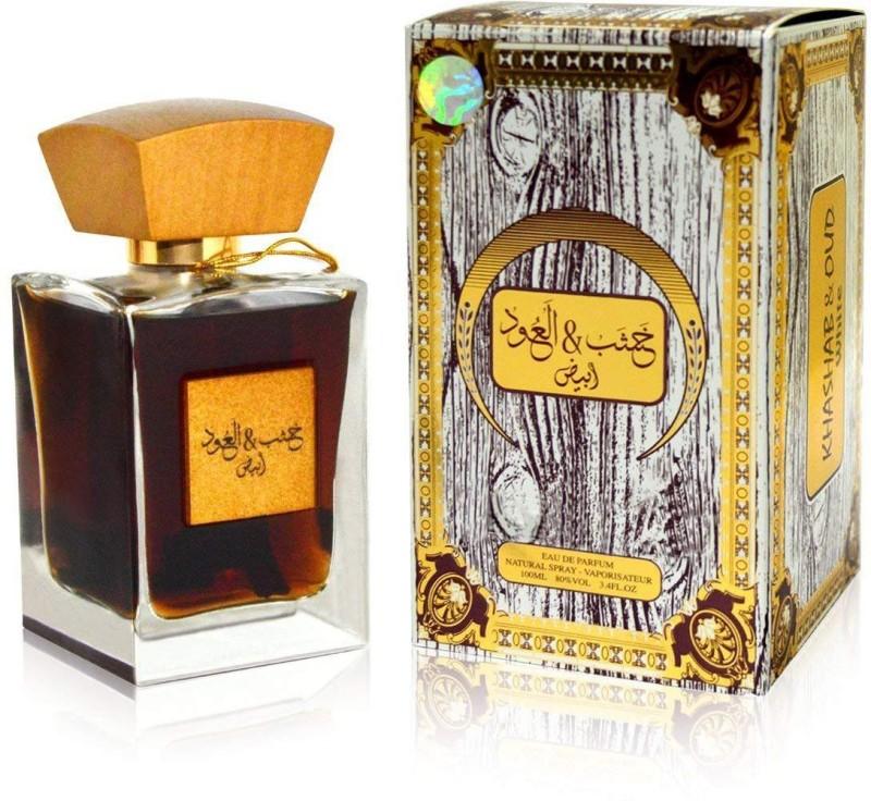 Arabiyat Khasab And Oud White Perfume (31014) Perfume - 100 ml(For Men & Women)
