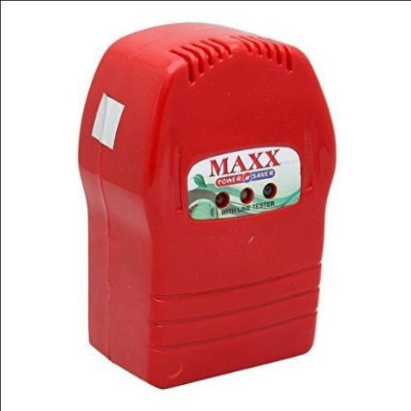 3angles maxx home stablizor power saver(Red)