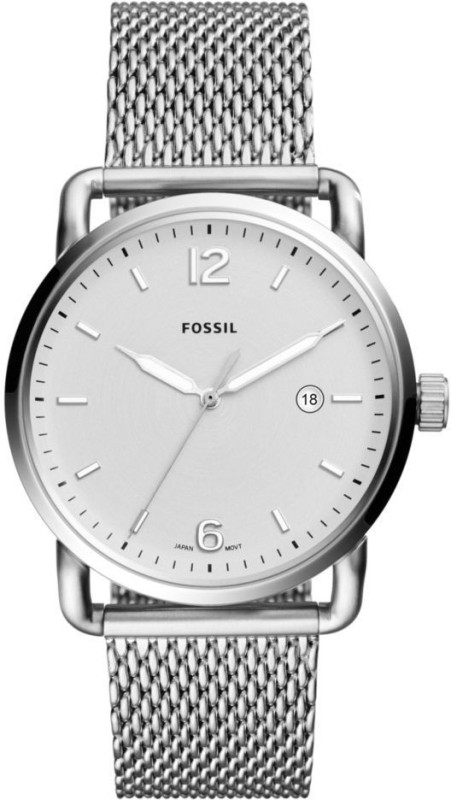 Fossil FS5418 THE COMMUTER 3H DATE Analog Watch - For Men