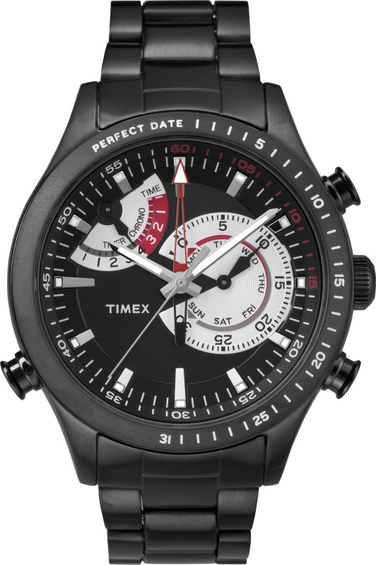 Timex TW2P72800 Smart Analog Watch - For Men