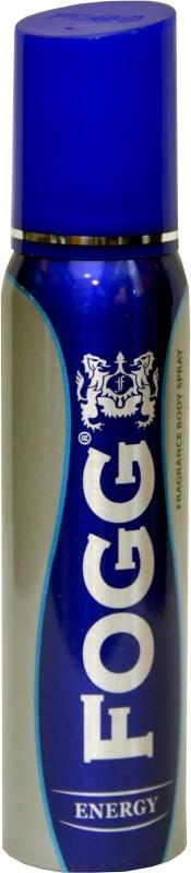 Fogg Energy Fragrance Body Spray 120ML Deodorant Spray - For Men & Women(120 ml)