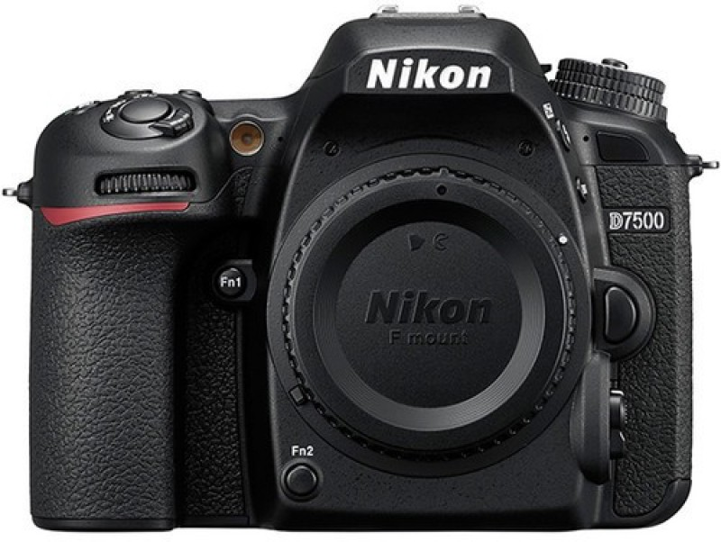 Nikon D7500 DSLR Camera Body Only(Black)