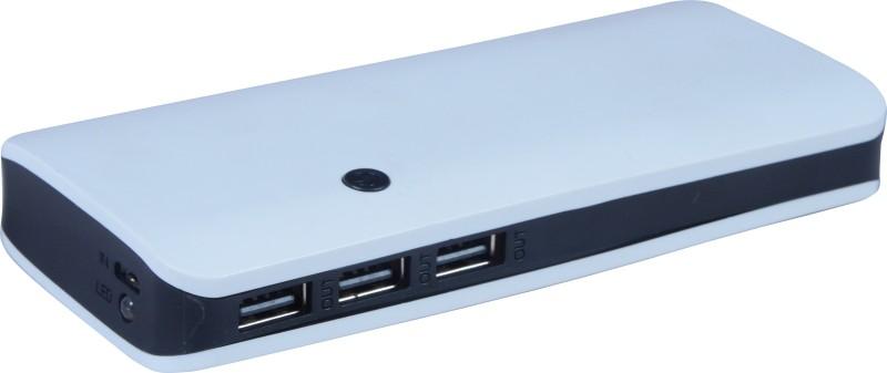 Orenics 10400 mAh Power Bank (P3, Portable battery Charger)(White, Lithium-ion)