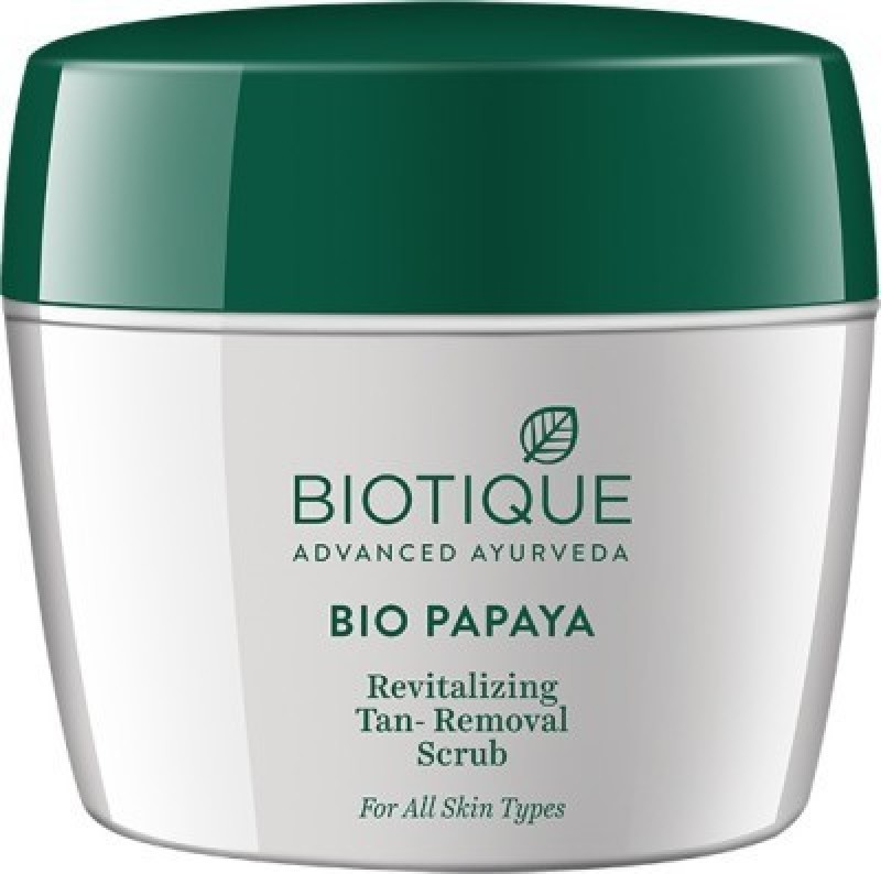 Biotique Bio Papaya Scrub(235 g)