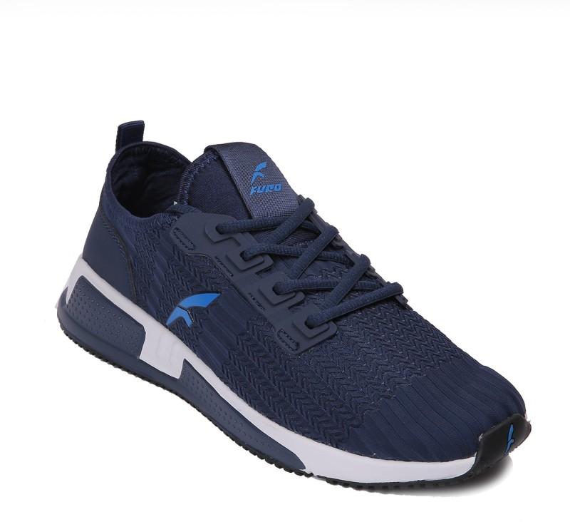 Furo Walking Shoes For Men(Blue)
