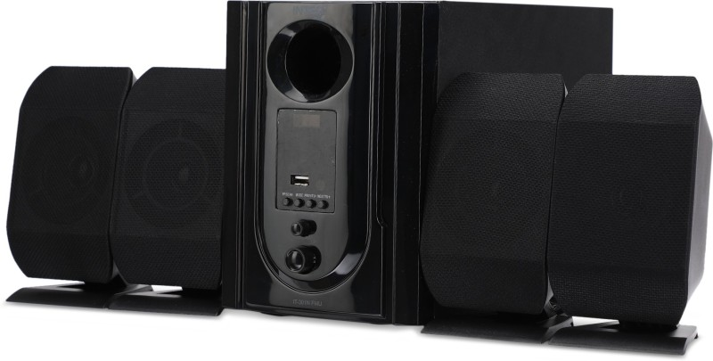 Intex IT 301N 60 W Home Theatre(Black, 4.1 Channel)