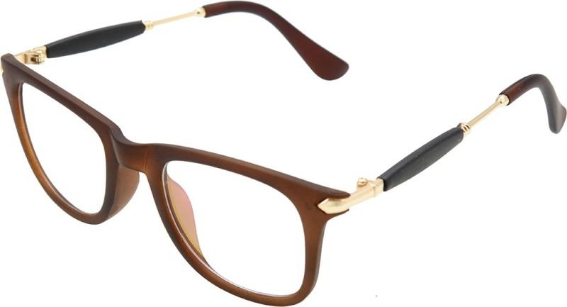 TFASH Wayfarer Sunglasses(Clear) image