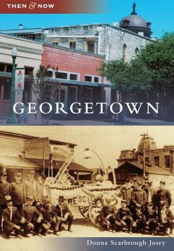 Georgetown(English, Paperback / softback, Josey Donna Scarbrough)