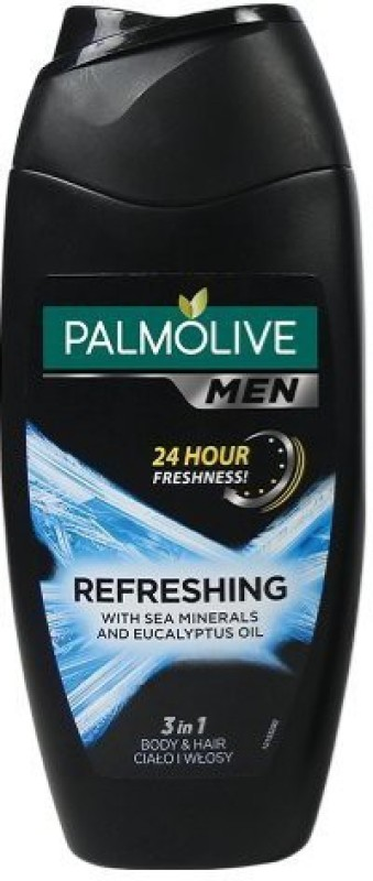 Palmolive Men Bodywash Refreshing Imported Shower Gel, 250ml(250 ml)