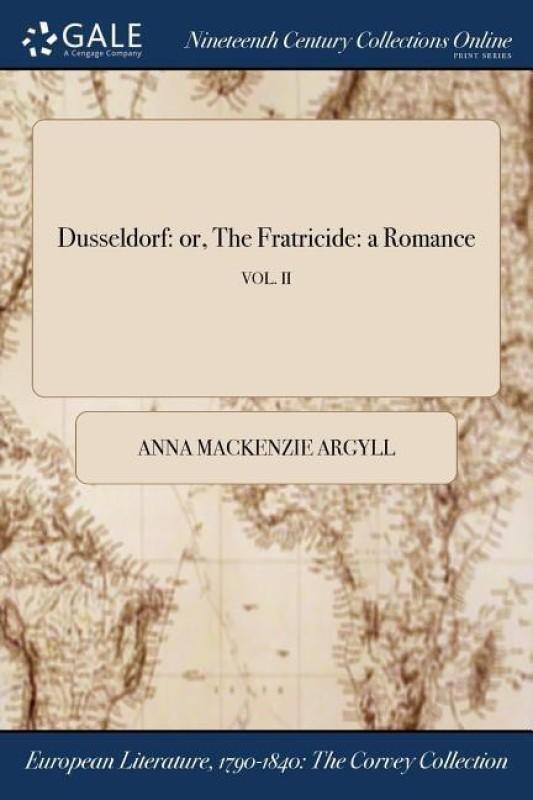 Dusseldorf(English, Paperback, Argyll Anna MacKenzie)