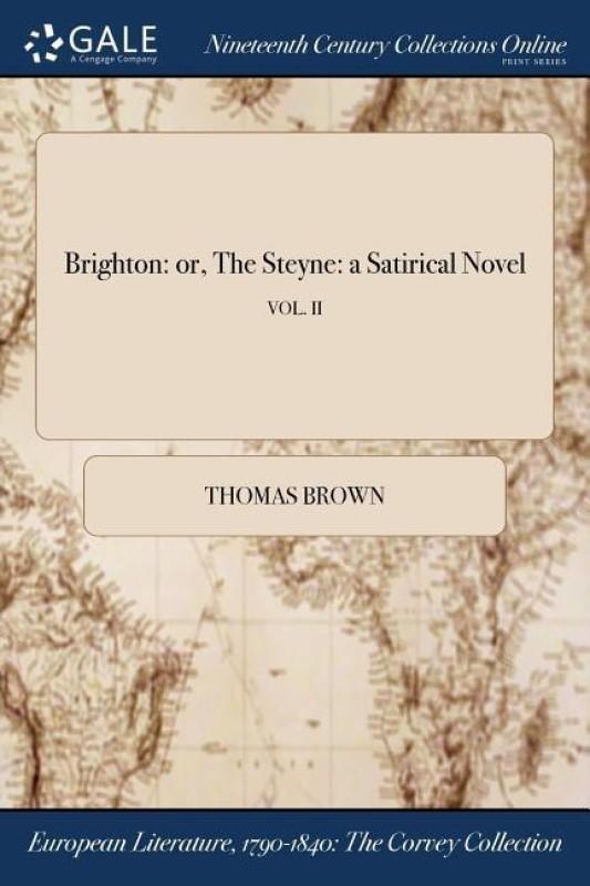 Brighton(English, Paperback, Brown Thomas)