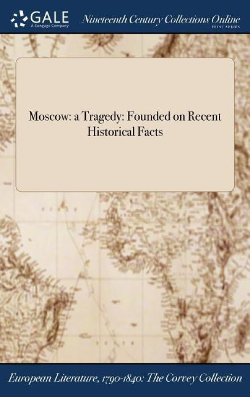 Moscow(English, Hardcover, Anonymous)