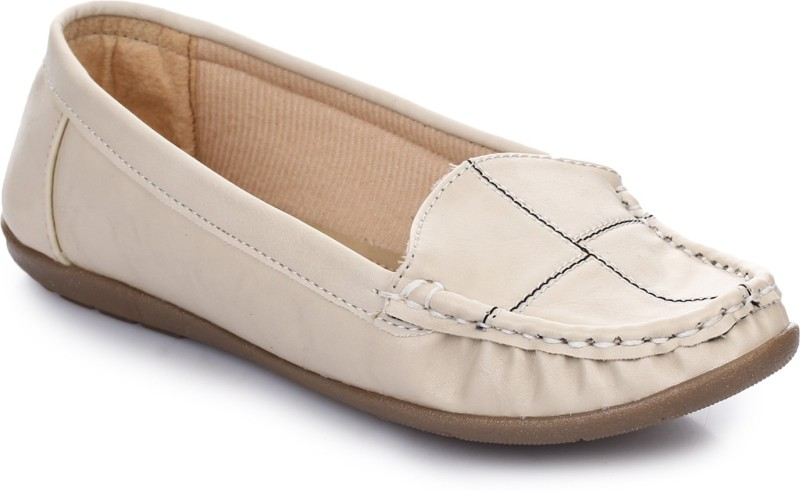 AADVIT Loafers For Women(Beige)