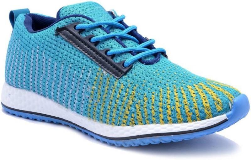 aadi Mesh Sports Walking Shoes For Men(Blue)