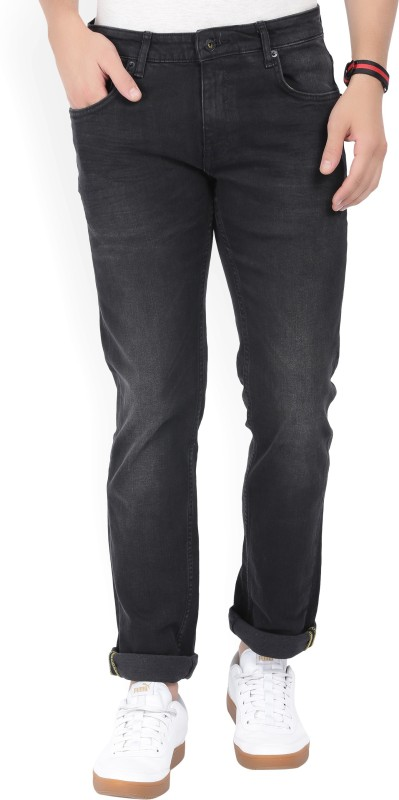 Indian Terrain Slim Mens Grey Jeans