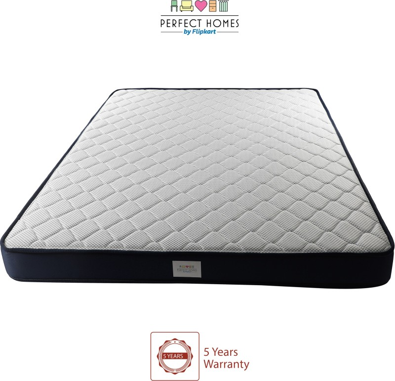 Perfect Homes by Flipkart Iris 6 inch Queen Bonnell Spring Mattress