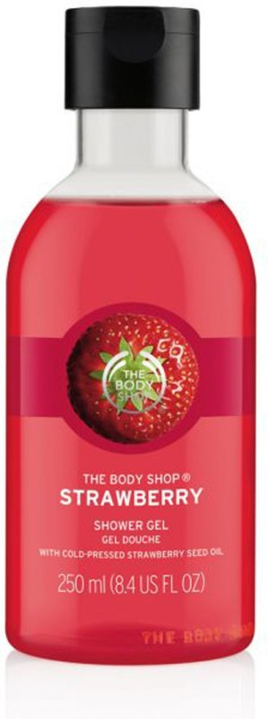 The Body Shop Strawberry Shower Gel - 250ml(250 ml)