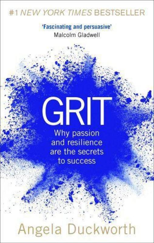 Grit(English, Paperback, Duckworth Angela)