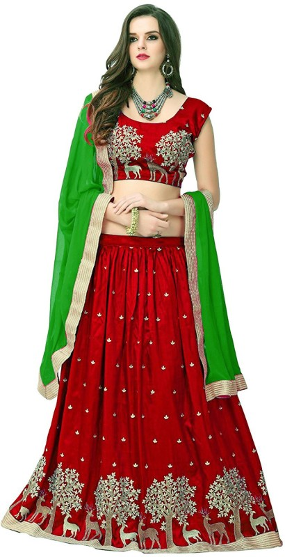 0d3cb5fc754487 Omstar Fashion Lehengas Price List in India 26 April 2019
