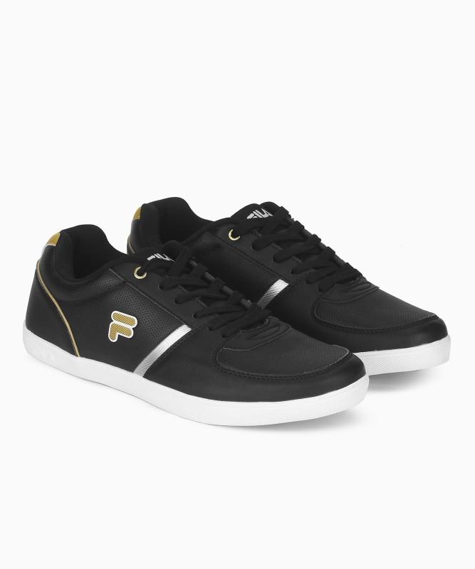Fila ALWIN Walking Shoes For Men(Black)