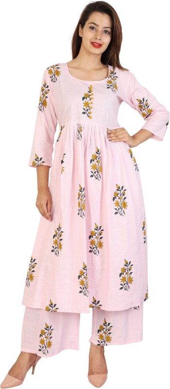 Glorious Women Kurta and Palazzo Set