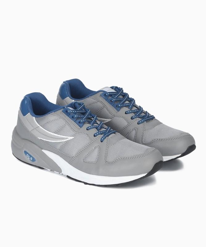 Fila REX Walking Shoes For Men(Grey)