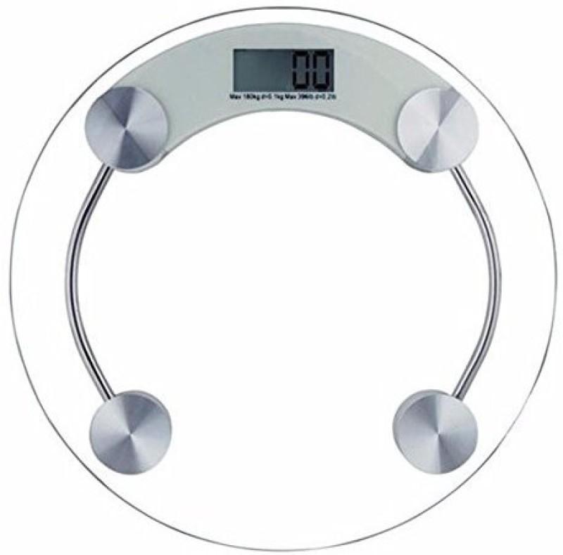 Apar Digital Personal Weighing Scale 180 KG Weighing Scale Weighing Scale(White)