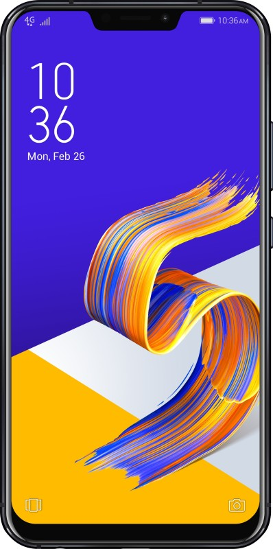 Asus ZenFone 5Z (Midnight Blue, 64 GB)(6 GB RAM)
