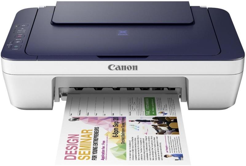 Canon Pixma MG2577s All-in-One Inkjet Printer Multi-function Printer(Blue/White)