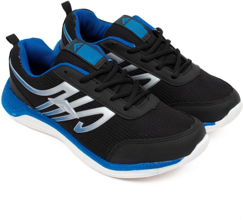 Asian Walking Shoes For Men(Black, Blue)