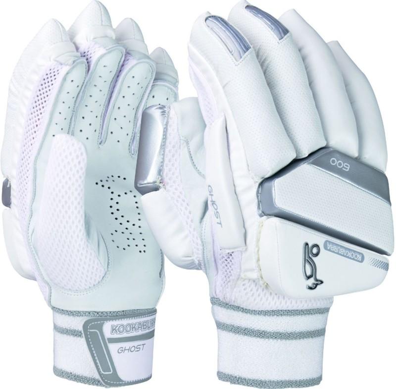 Kookaburra GHOST 900 Batting Gloves (Men, White)