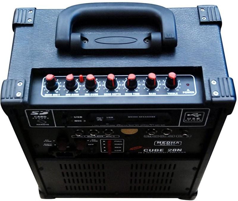 Medha MC-28REC 250 W AV Power Amplifier(Black)