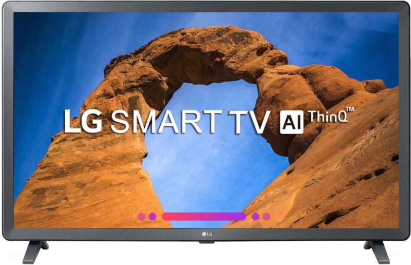 LG 80cm (32 inch) HD Ready LED Smart TV 2018 Edition(32LK616BPTB)