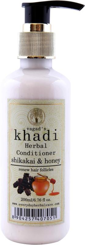 Vagads Khadi Shikakai And Honey Conditioner(200 ml)