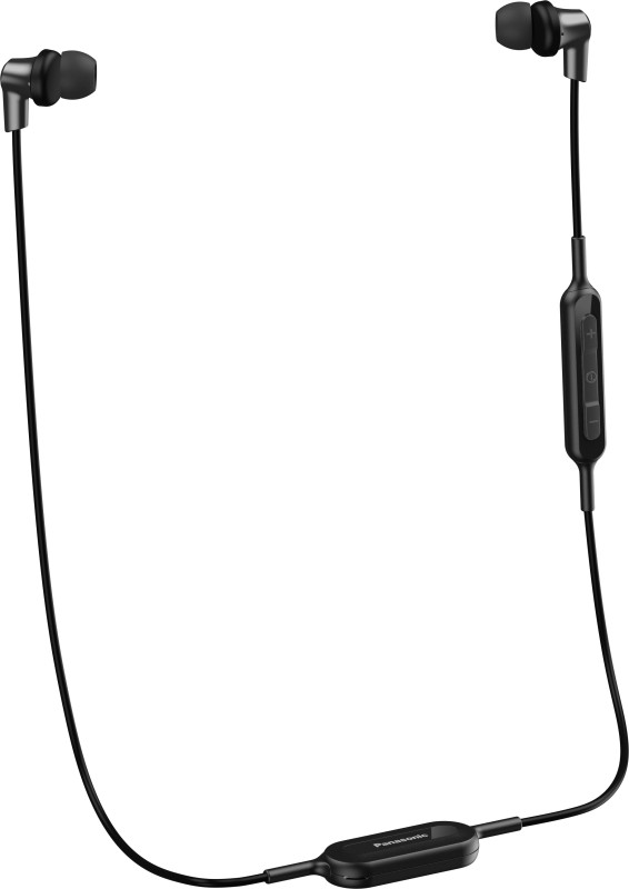 Panasonic RP-**** Bluetooth Headset with Mic(Black, In the Ear)