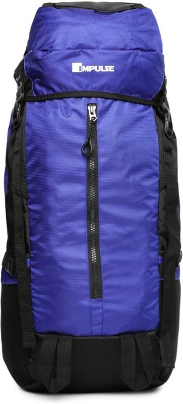 Impulse Thriller 65 ltr Rucksack - 65 L(Blue)