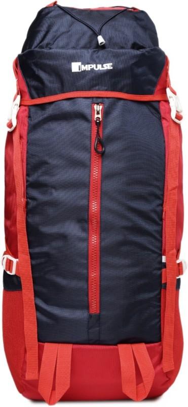 Impulse Thriller 65 ltr Rucksack - 65 L(Red)