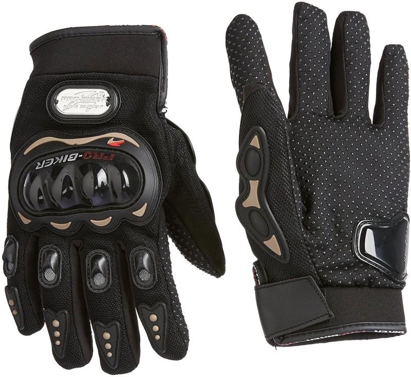 Bikemagic BM Pro Biker Diving Gloves (XL, Black)