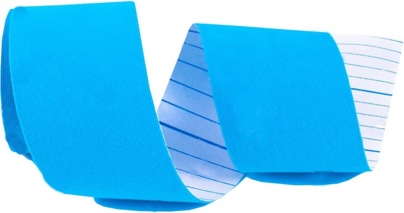 Verified Kinesiology Tape (Free Size, Blue)
