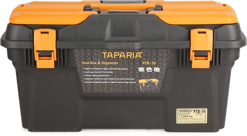 Taparia PTB19 PTB19 Tool Box with Tray