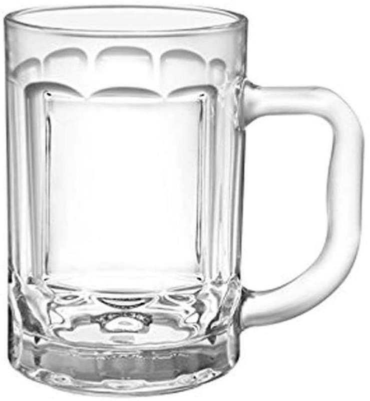 Treo Chrysler 2 pcs set Glass Set(Glass, 410 ml, Clear, Pack of 2)