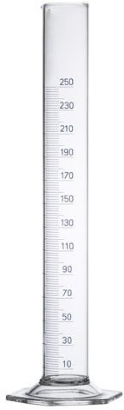 DULAB MC25 Borosilicate Glass Graduated Cylinder(25 ml)
