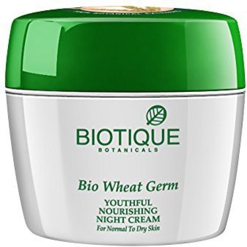 Biotique Wheatgerm Cream Wheat G(225 g)