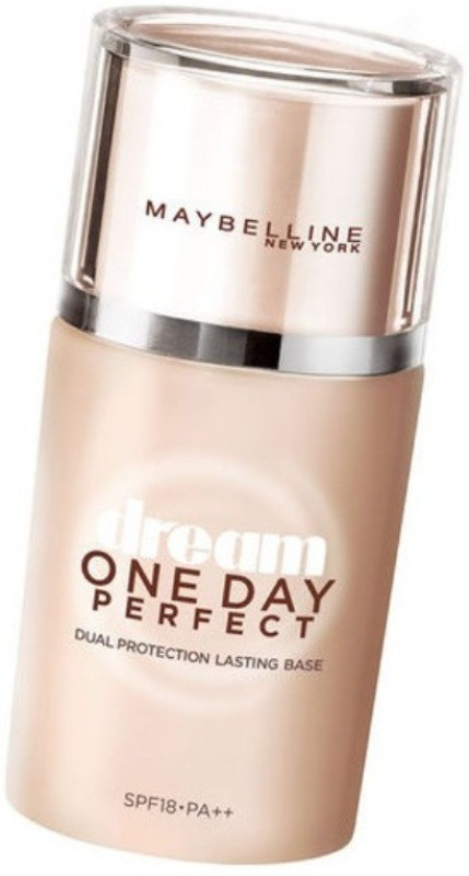Maybelline Dream One Day Perfect Base Primer - 25 ml(Beige)