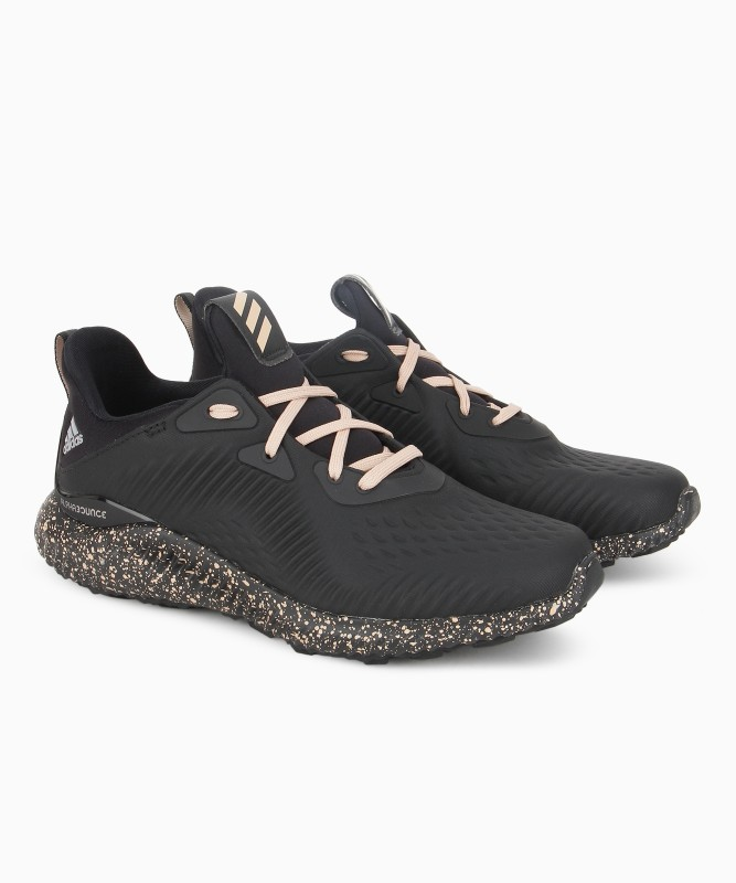 ADIDAS ALPHABOUNCE 1 W Basketball Shoe For Women(Black)