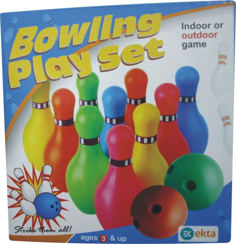 99Shoppy Bowling Target(Multicolor Pack of9)