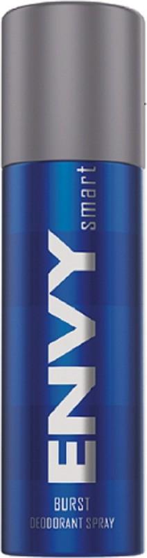 envy Smart Burst Deodorant Spray - For Men(135 ml)