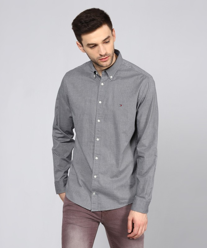 d8ef23eb5c Tommy Hilfiger Men Shirts Price List in India 28 March 2019